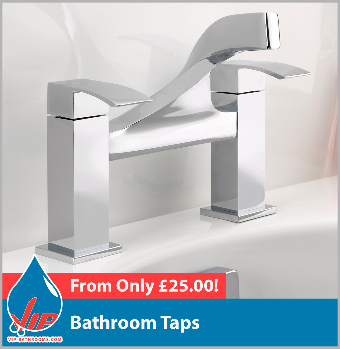 Click here to see our range of stylish designer Bathroom Taps