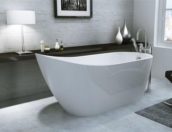 Only Arruba Modern Freestanding Slipper Bath Vip