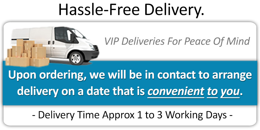 VIP Deliveries For Peace Of Mind